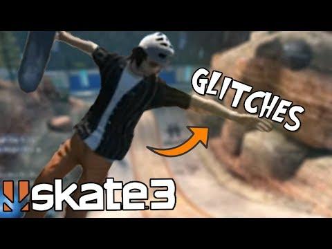 EPIC SKATE 3 GLITCHES