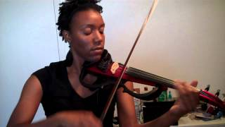 Andy Mineo Superhuman/Tug of War Electric Violin Cover