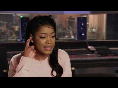Ice Age Collision Course Keke Palmer Peaches Behind The Scenes Movie Interview