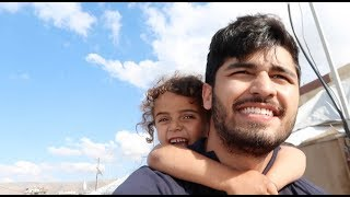 Visiting Syrian Refugees Again - Day 2