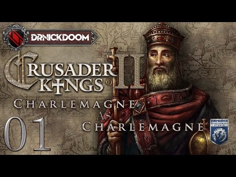 01 Charlemagne As Charlemagne as CK2 LP