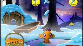 Monkey GO Happy Mini Monkeys 2 Walkthrough