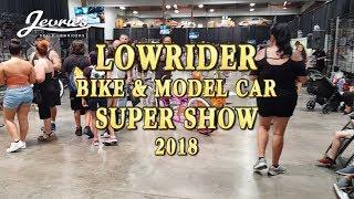 LOWRIDER Bike & Model Car Supershow 2018