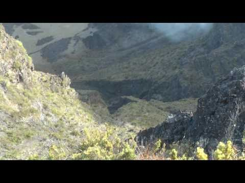 Haleakala National Park: Sliding Sands Trail