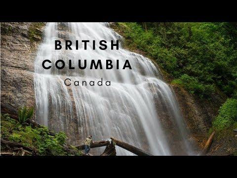 Am ajuns in British Columbia! | Excursie Canada Ep. 10