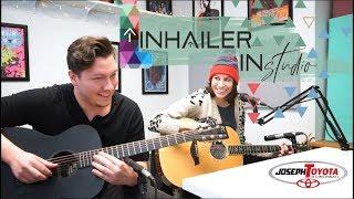 INHAILER | INstudio : Katie Toupin