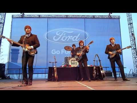 1964 The Tribute - Roll Over Beethoven/Long Tall Sally - Oshkosh -  August 2, 2014 - Front Row LIVE