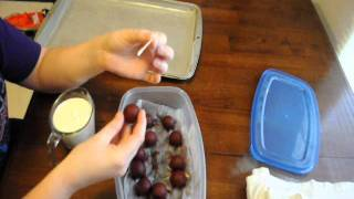How to: make Cake Truffles or cake balls