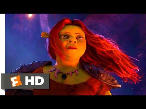 Shrek Forever After (2010) - Fiona, Warrior Princess Scene (5/10) | Movieclips