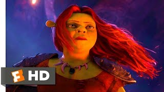 Shrek Forever After (2010) - Fiona, Warrior Princess Scene (5/10) | Movieclips