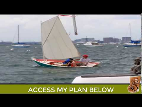 Wooden Sailboat Building Plans Step by Step