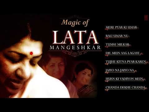 "Magic of ""Lata Mangeshkar"""