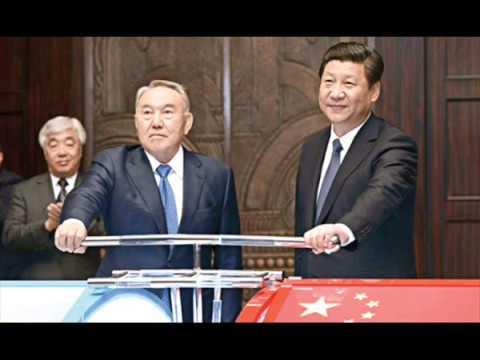 Китайские компании в Казахстане производят столько же нефти, сколько КазМунайГаз