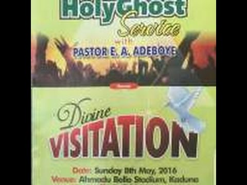 RCCG SPECIAL CAMPUS HOLYGHOST SERVICE KADUNA NIGERIA