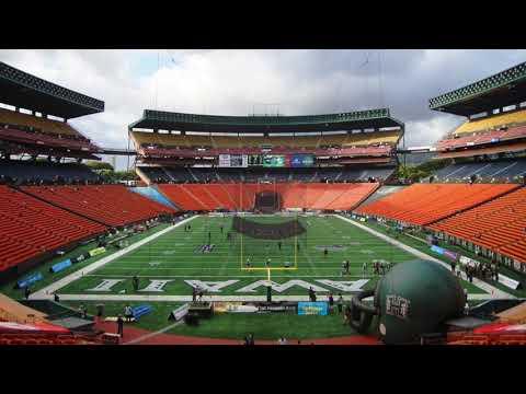 CFA Stadium Spotlight Hawaii
