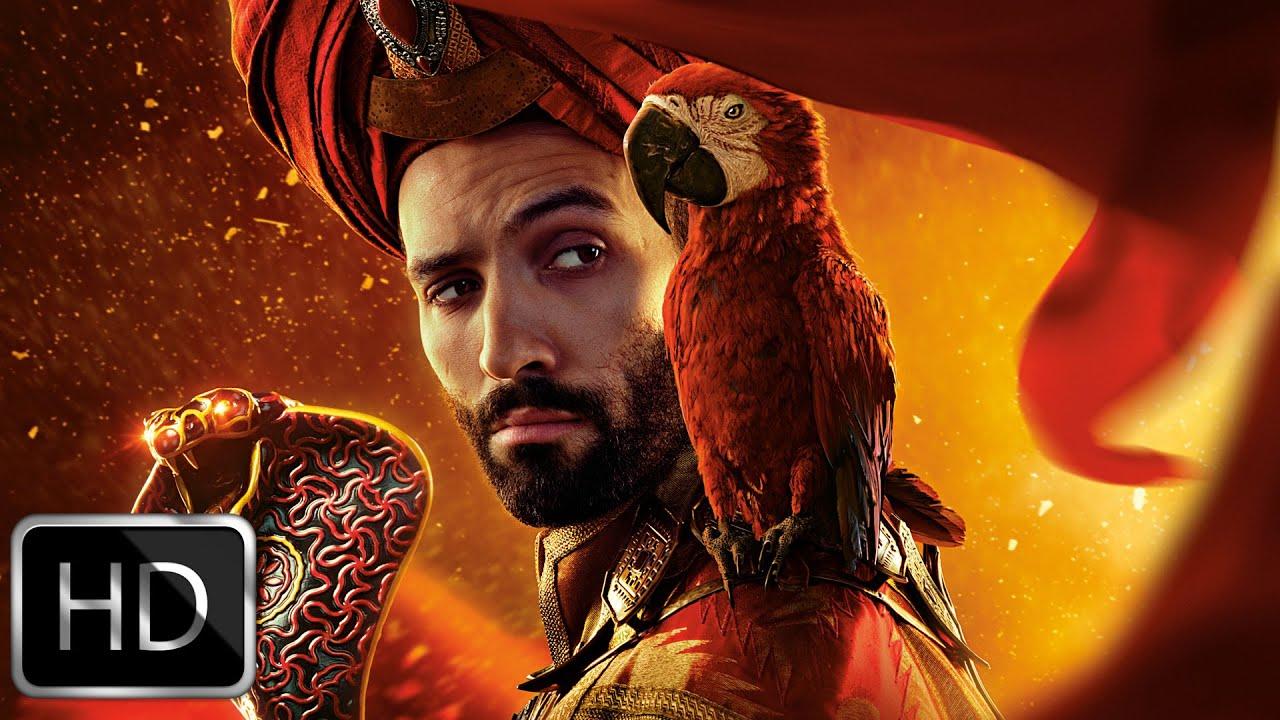 Aladdin 2019 Hd Jafar Steals The Lamp