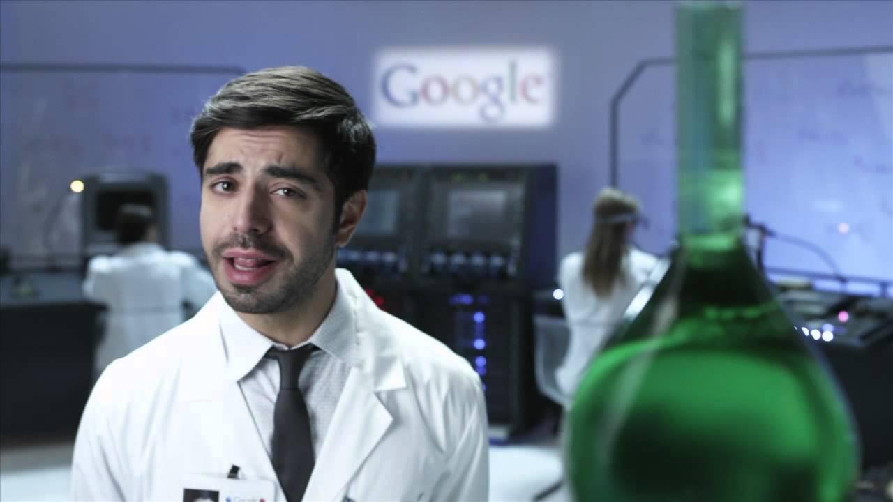 Google es completo de basura