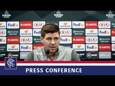 PRESS CONFERENCE | Gerrard & Kent | 6 Nov 2019