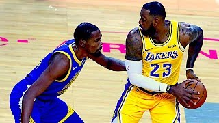 Bleacher Report's Rich Bucher: Why Durant Won't Play with LeBron | The Dan Patrick Show | 12/6/18