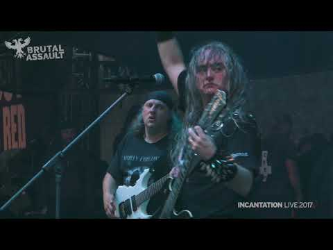 Brutal Assault 22 - Incantation (live) 2017