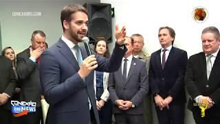 Inaugurada nova sede do 3º Batalhão Rodoviário da BM, em Garibaldi e Carlos Barbosa