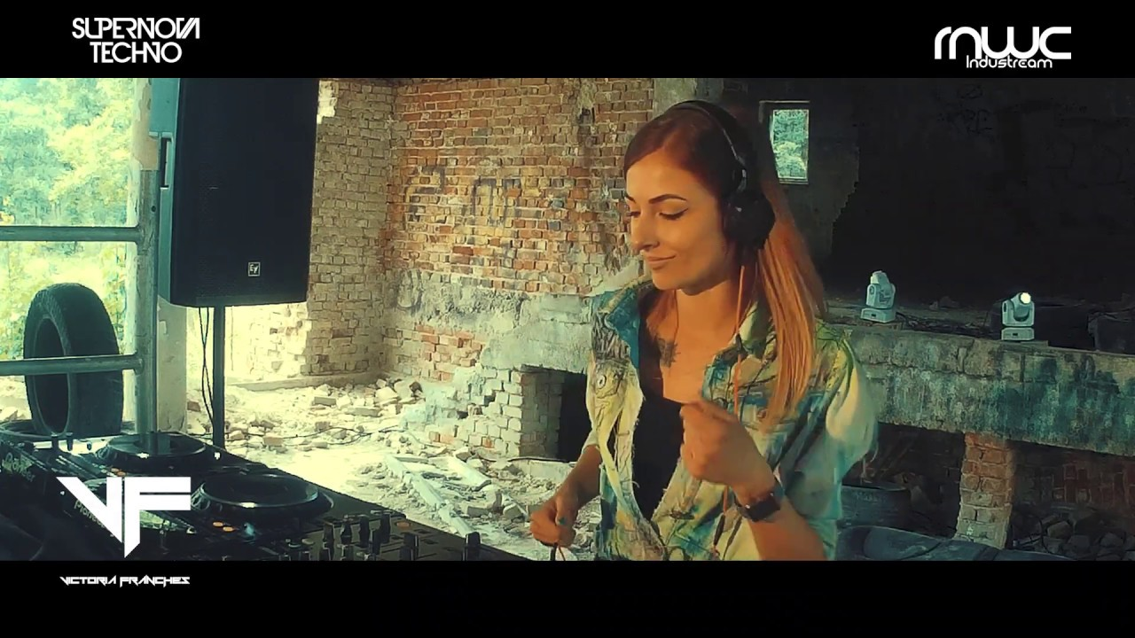 Supernova Techno pres. RAWE Industream w/ Victoria Franches | Hungarian Chernobyl-The Ghost Theater