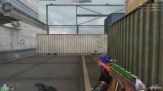 Функція налаштування кольору для АК-47 Жнець, Фурія і M4A1-S Білий хижак!