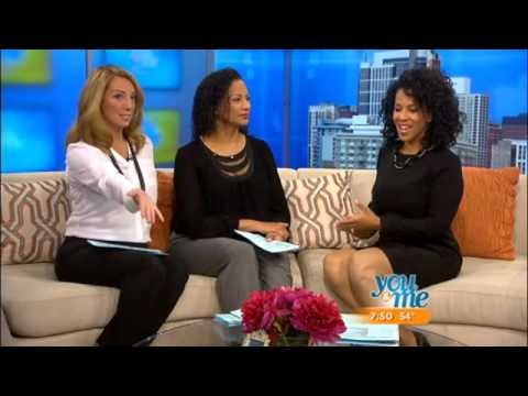 "BIBO Awards founder, Traci S. Campbell, on ""You & Me This Morning"" WCIU TV Chicago"