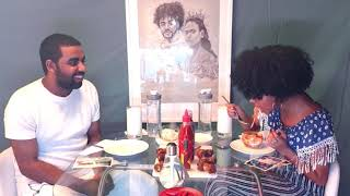 Part 1 Hot ones Haben and Luna Eritrean Couple