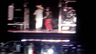 Justin Bieber and Ryan Good  dancing MEXICO CITY