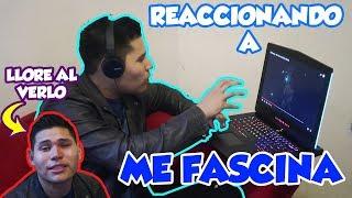 REACCIONANDO A ME FASCINA DE JD PANTOJA /ELSUPERTRUCHA