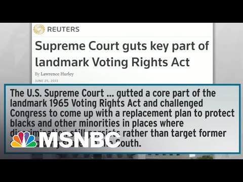 Broad, Bipartisan Appeal Of Dems' Voting Rights Ideas Alarms Far-Right Billionaires | Rachel Maddow