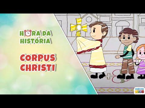 Hora Da História - Corpus Christi