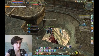 Обложка на видео о Задродство в Айон Destiny 2.1 поход в дред, кач бомжей, вылазка к няшкам