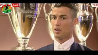 Il pallone d'oro in faccia e la sfiga di Ronaldo