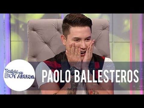 Fast Talk with Paolo Ballesteros | TWBA