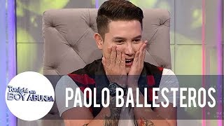 Fast Talk with Paolo Ballesteros   TWBA