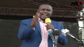 RUTO IN DEEP TROUBLE AS LUHYA LEADERS ACCUSE HIM OF EVICTING LUHYAS IN NANDI!