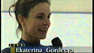 2000 Ekaterina Gordeeva / Regis and Kathie Lee