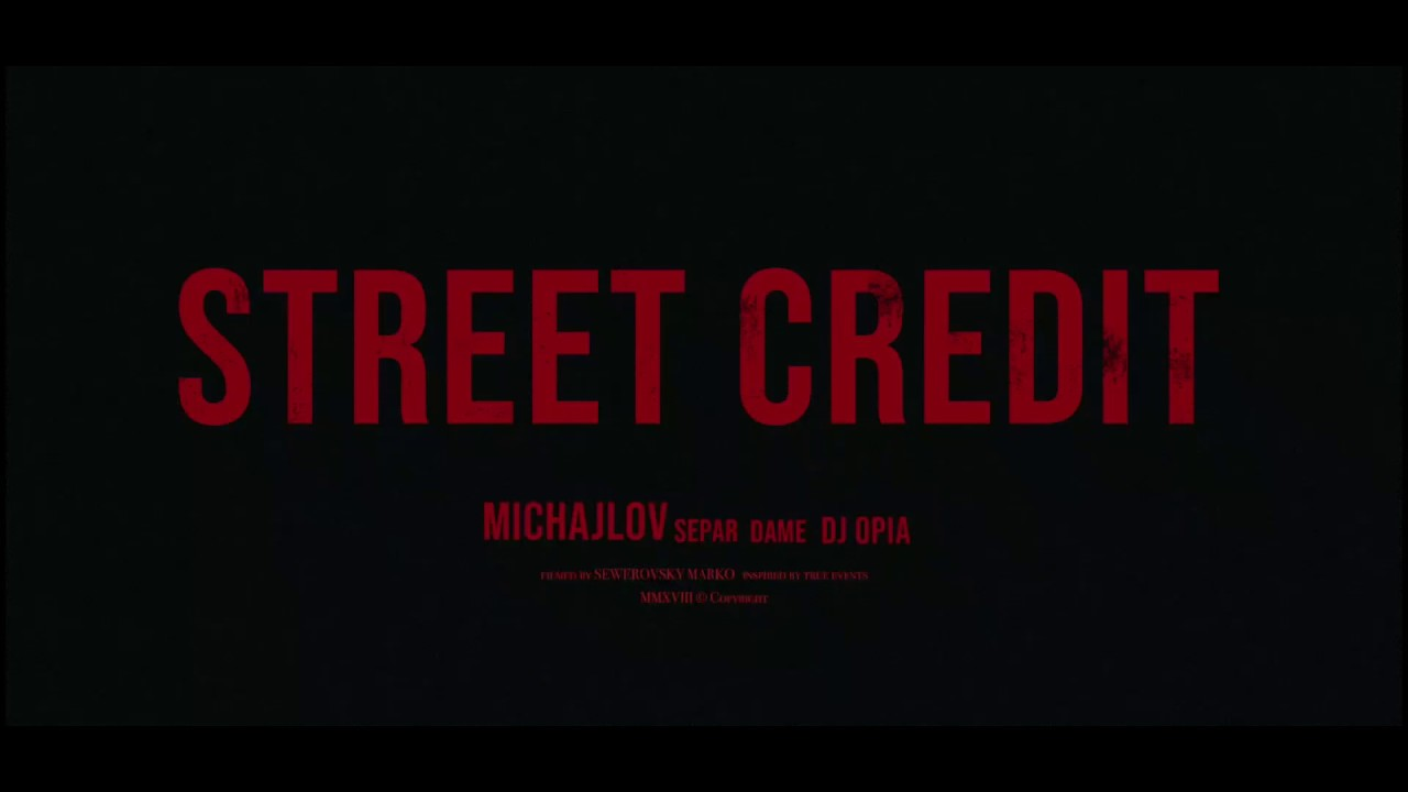 Michajlov - Street Credit feat. Separ, Dame (prod. Opia)