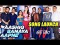 Aashiq Banaya Aapne Song Launch FULL VIDEO Urvashi Rautela Hate Story 4 mp3