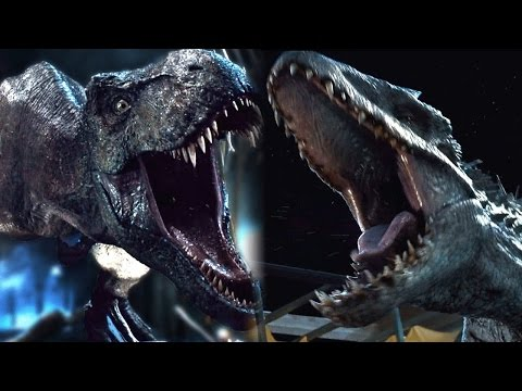 Jurassic World Final Battle