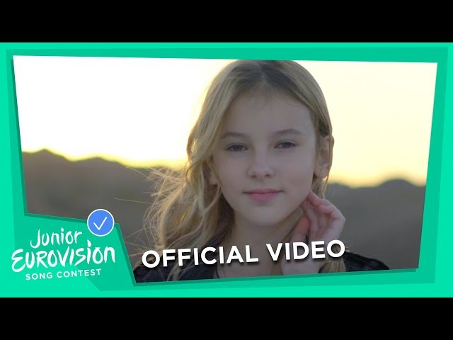 Daneliya Tuleshova - Òzińe Sen - Kazakhstan 🇰🇿 - Official Music Video - Junior Eurovision 2018