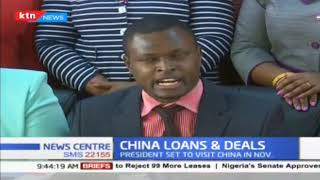 Kenyans concerned whether president\'s trip to China will lead to more debt