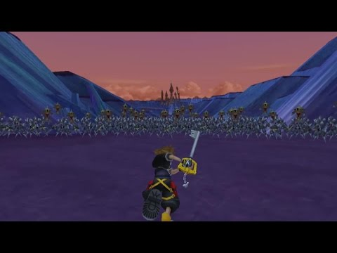 KINGDOM HEARTS HD 1.5 + 2.5 ReMIX — Fight the Darkness Trailer [Español]