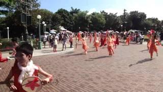 迪士尼演藝日(3 JUL 2011) 沙田蘇浙公學