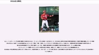 中川大志 (野球)