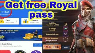 How to Get free Royal Pass Pubg Mobile season all #free_royalpass||kriniaL Gamer||