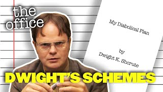 Dwight's Schemes - The Office US