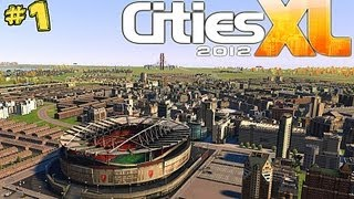Cities XL Platinum | Прохождение | Часть 1